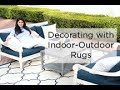 Decorate the Patio: Indoor Outdoor Rugs - Safavieh.com