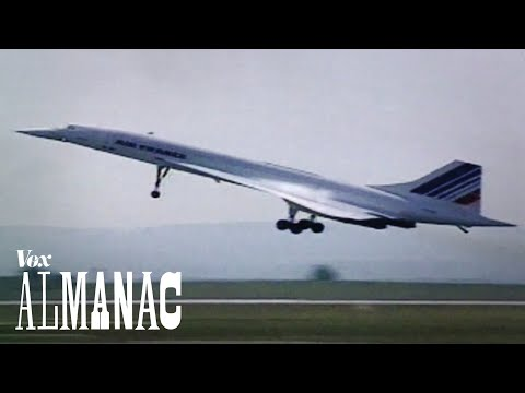 Thumbnail: This plane could cross the Atlantic in 3.5 hours. Why did it fail?