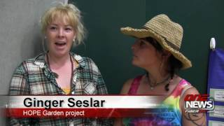 Evergreen Elementary celebrates new HOPE Community Garden