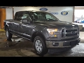 2017 Ford F-150 4x4 SuperCrew XLT Review | Prince George Motors