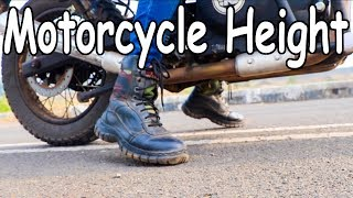 Himalayan for Short Riders - Tips and Tricks.