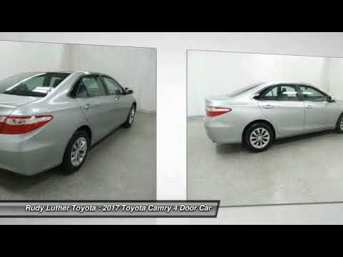 2017 Toyota Camry Golden Valley,Minneapolis,Bloomington,MN P24378. Rudy  Luther Toyota