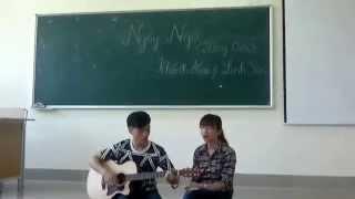 Ngây ngô - Khánh Acous ft Linh Sơri