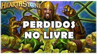 HEARTHSTONE - PERDIDOS NO LIVRE! (WILD SILVER HAND PALADIN)