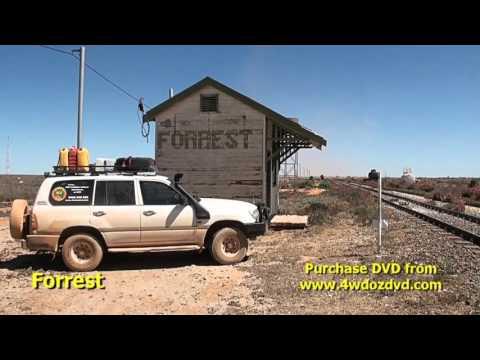Trans Australian Railway - DVD Preview