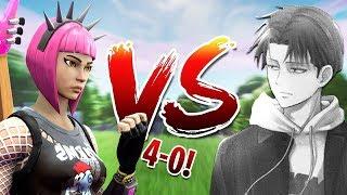 Chronic Trapped vs Chikzy | Creative Battles (Fortnite: Battle Royale)
