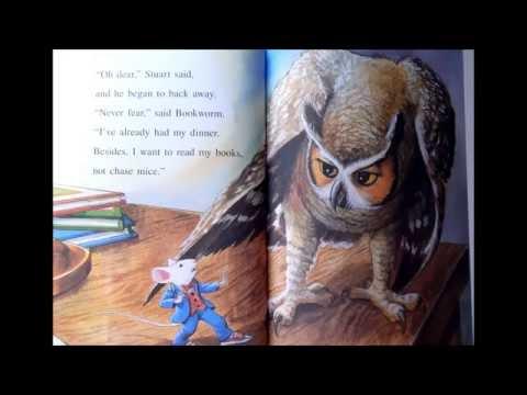 Stuart Little: Stuart at the Library Read Along