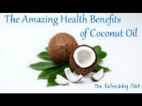 """Impressive Benefits of Coconut Oil - """"Healthiest Oil on Earth"""" - Powerful Medicinal Properties"""