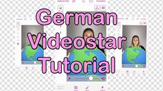 German Videostar Tutorial #5 | Josily