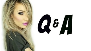 Question n Answer! Can i speak German, When did i start makeup, Babies etc! | Stephanie Lange