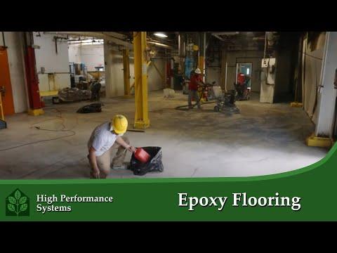 Epoxy Flooring Contractors NY