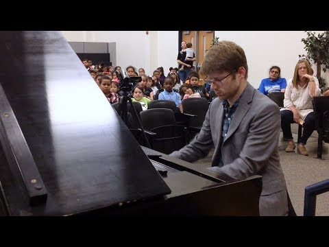 Music education program introduces young audiences to classical music