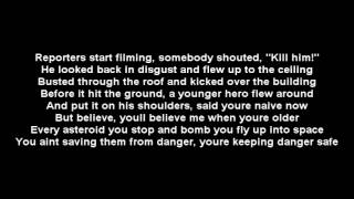 Lupe Fiasco - American Terrorist(Superheroes) Part 2 Lyrics
