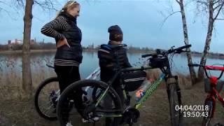 Дождались тепла! Катаемся на велосипедах