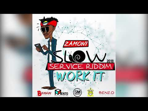Zamoni - Work It (Service Riddim) Antigua 2018 Soca