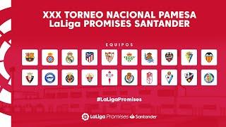 XXX Torneo Nacional PAMESA LaLiga Promises Santander (domingo mañana)