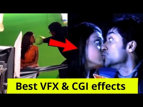 VFX और CGI special effects क्या है ? | Amazing Special effects before & After