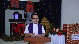 MEDITACIÓN DEL EVANGELIO | 19 de Dic