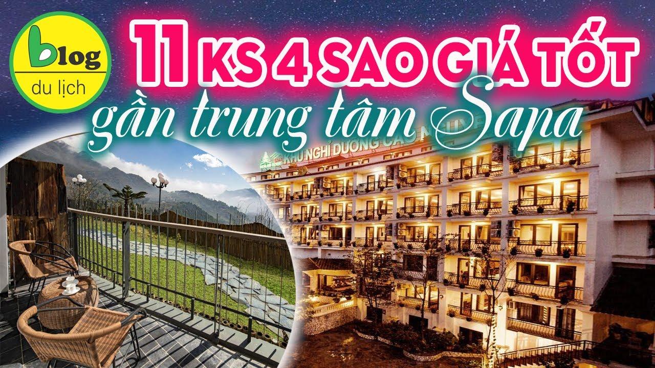Top 12 Khách Sạn 4 Sao Sapa giá tốt nhất ngay trung tâm thành phố Sapa