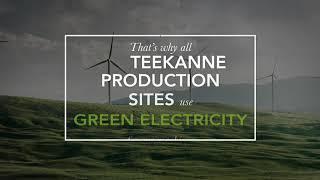 TEEKANNE Sustainability - Environmentally Friendly Location