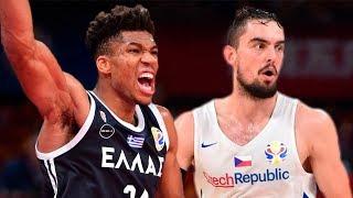Greece Vs Czech Republic Full Game Highlights FIBA World Cup 2019