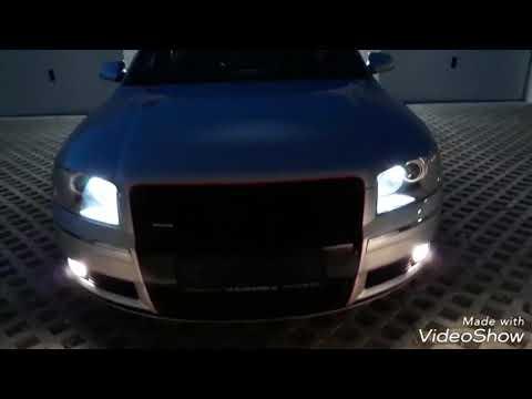 Audi A8 D3 4E Music Video