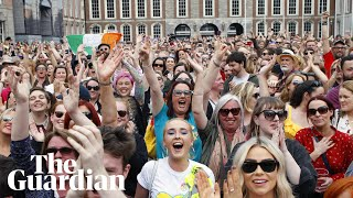 History is made as Ireland votes to repeal anti-abortion laws