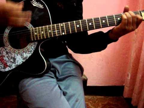 Parelima guitar chords - YouTube