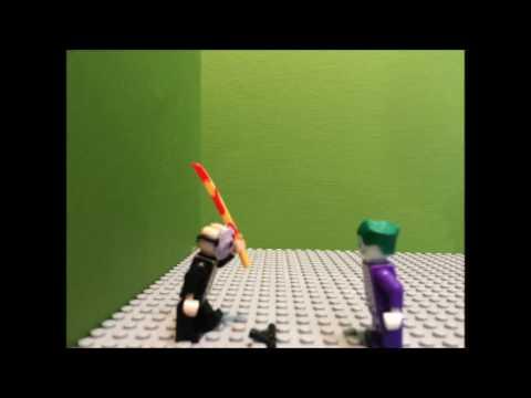 Lego файтинг: джокер VS Джейсон Вурхиз