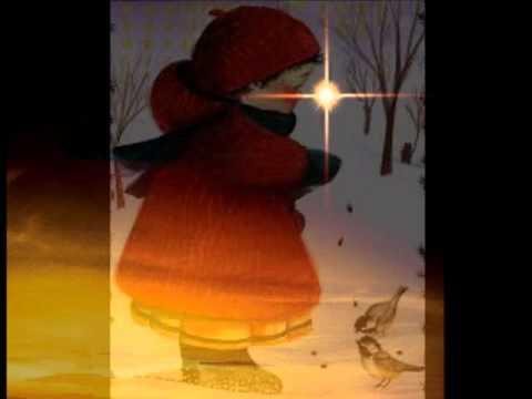 Varpunen Jouluaamuna Sanat