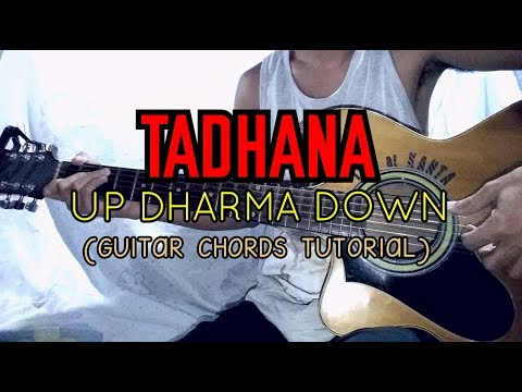 TADHANA - Up Dharma Down ( Easy Guitar Tutorial )