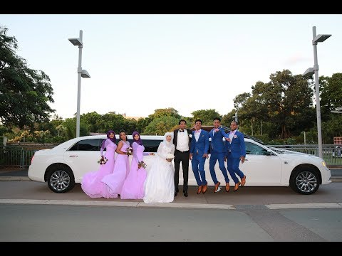 MUKTAR WEDDING HIGHLIGHT, BRISBANE AUSTRALIA