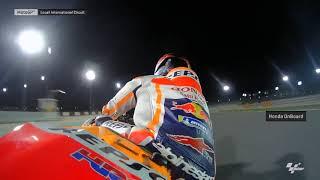 Repsol Honda OnBoard: VisitQatar Grand Prix