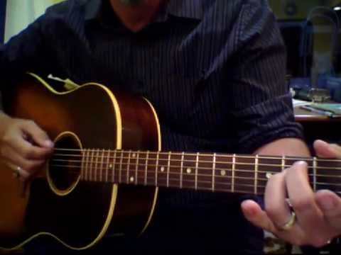 How to play Smile, Uncle Kracker easy guitar how to