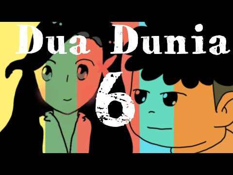 Kartun Lucu - Dua Dunia 6 - Kartun Wowo - Animasi Indonesia - Funny Cartoon