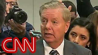 See Lindsey Graham's scathing rebuke after CIA briefing