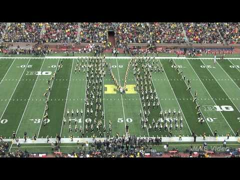 Pregame - The Michigan Marching Band (2013)