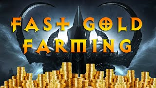 Insane Fast Gold Farming with 11,000% Extra Gold Find | Diablo 3: Reaper of Souls