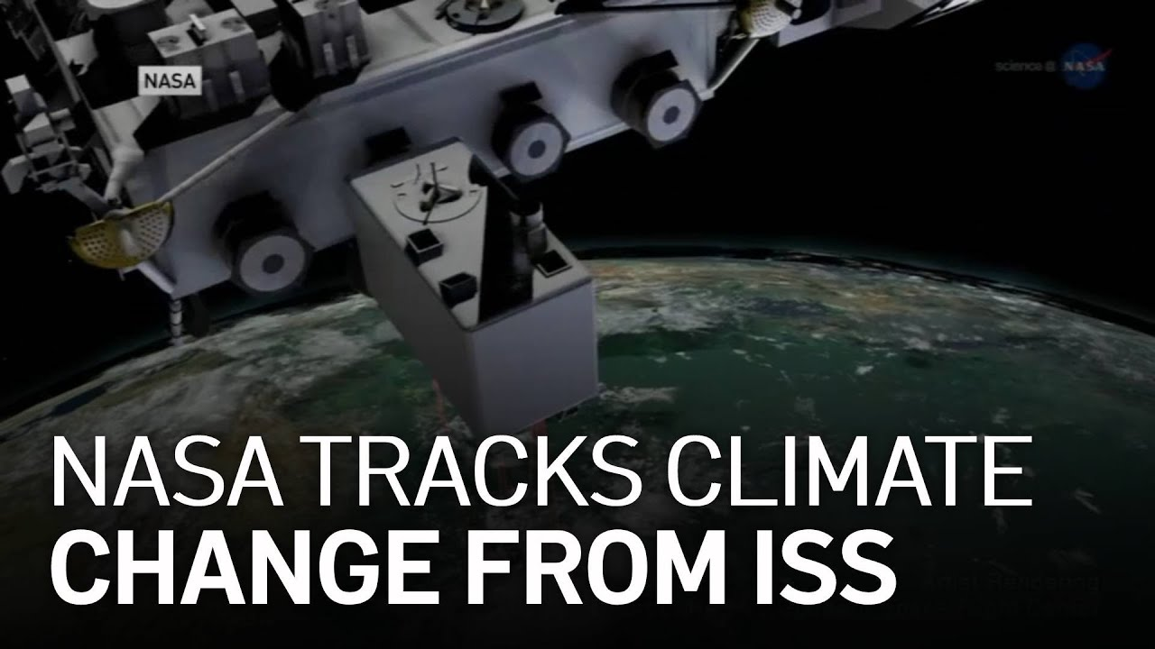NASA Scientists Track Climate Change From International Space Station - NBC Bay Area