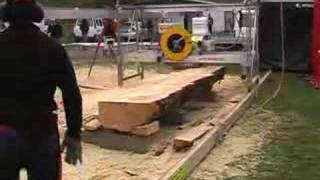 Portable Sawmill - Automated Swingblade Mill (asm)