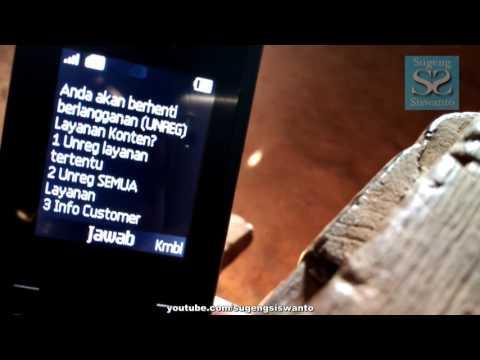 """Stop Layanan """"Penyedot Pulsa"""" di Indosat IM3/Mentari Dengan Cara ini"""