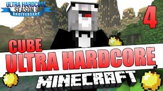 Minecraft Cube UHC (Ultra Hardcore) Season 9 Ep.4 - Enchanted!