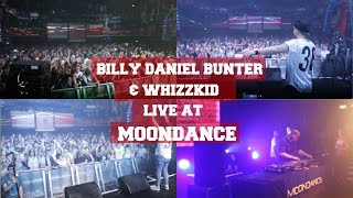Billy Daniel Bunter & Whizzkid Live at Moondance