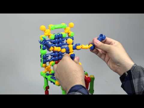 ZOOB 100 Piece Inventors Kit 0Z11100