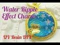 UV Resin DIY Water Ripple Effect Charm
