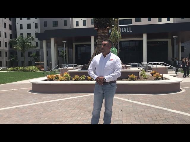TSC Southeast's Wrap Up of Nova Southeastern University's Mako Hall