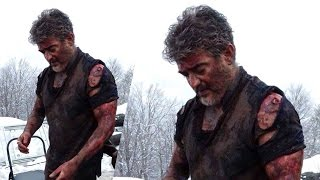 Ajith's Vivegam Terror Look Is Out! | TK 29