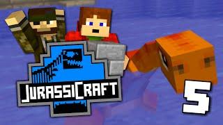 Jurassic Craft 2 | PLESIOSAURUS! | #5 w/Ixajr [Porty]