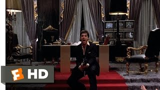 Say Hello to My Little Friend - Scarface (8/8) Movie CLIP (1983) HD