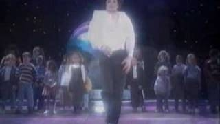 Michael Jackson - Is it Scary Video Clip